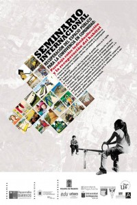 Cartel Seminario Internacional Habitat Valparaiso