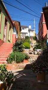 Calle Salamanca - Cerro Monjas